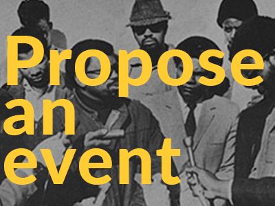 Propose an event