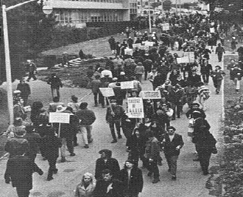 the strike of 1969